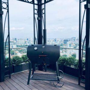 Lò nướng tách khói Duy Oven D100LUD