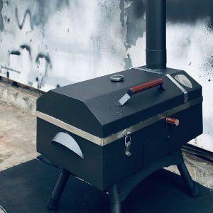 Lò nướng tách khói Duy Oven D50L