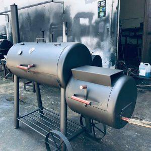 Lò xông khói Duy Oven D9045