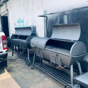 Lò nướng tách khói Duy Oven 18045