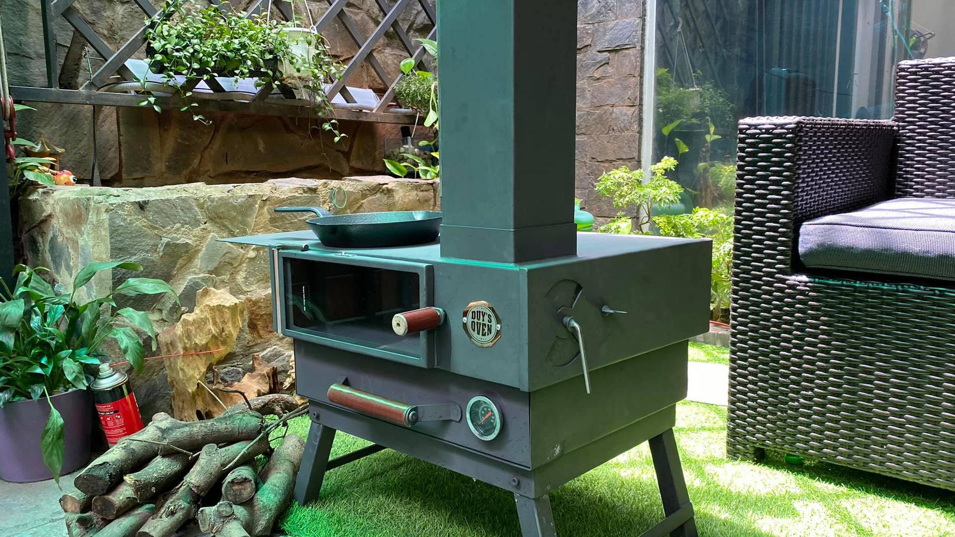 Lò Stove Oven